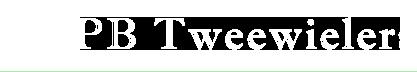 PB Tweewielers