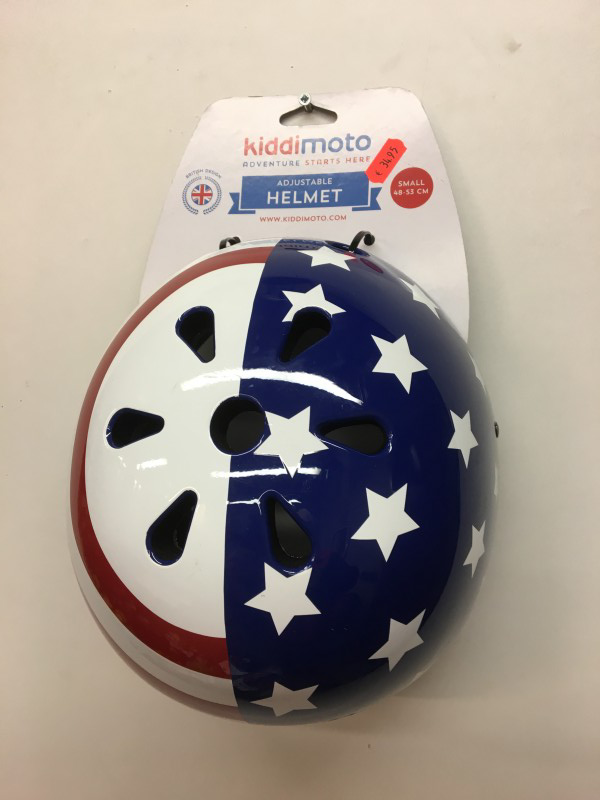 KIDDIMOTO kinderhelm usa flag