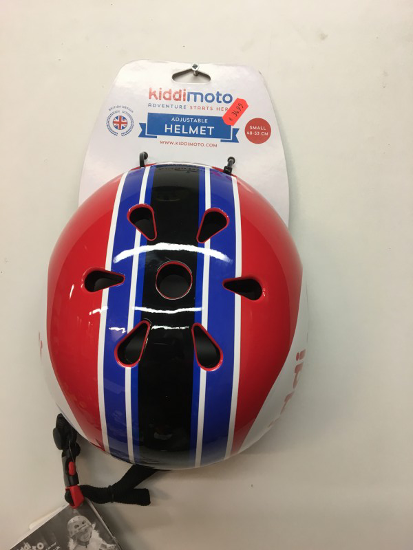 KIDDIMOTO kinderhelm team kiddimoto