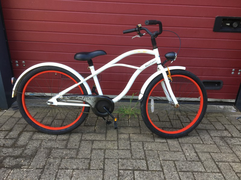 POPAL beach cruiser 24""